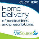 Link to Village Green Veterinary Service Inc on-line VetSource store.